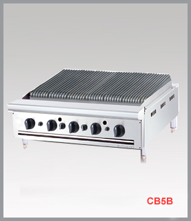Bếp nướng dùng gas
