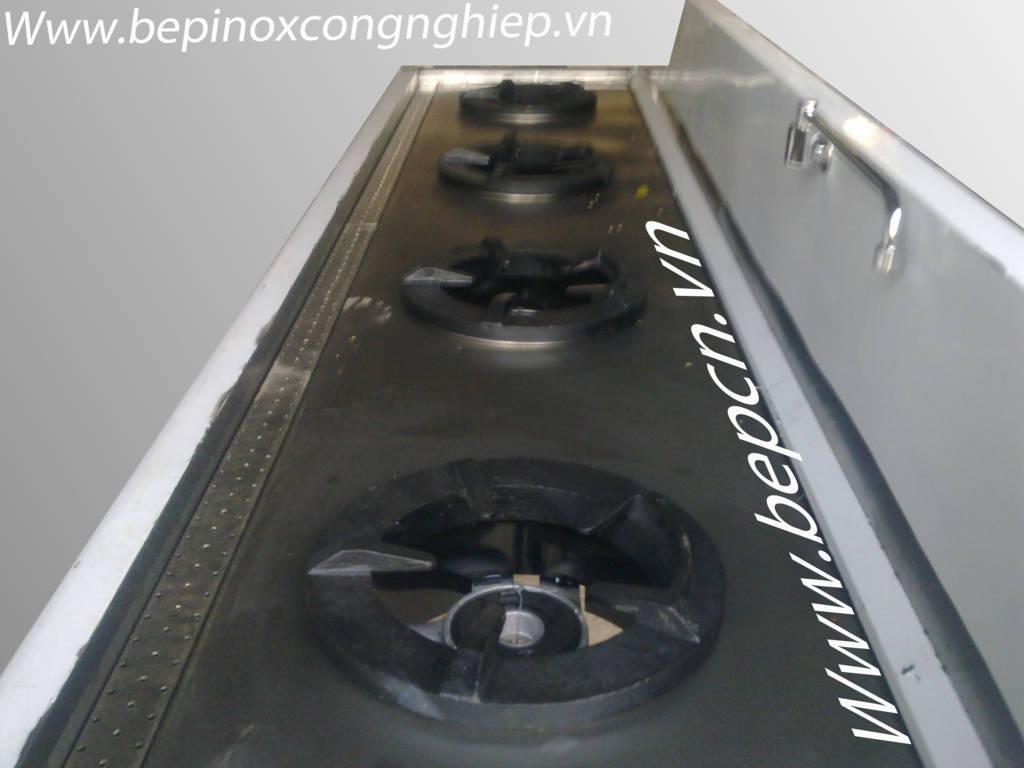 Bếp công nghiệp Á bốn bếp Model SCBA4 - 5A2800